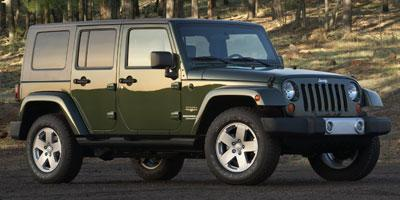 2009 Jeep Wrangler Unlimited Vehicle Photo in Boonville, IN 47601