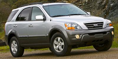 2009 Kia Sorento Vehicle Photo in CASPER, WY 82609-1760