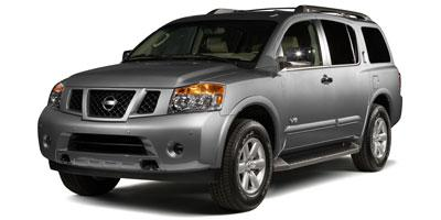 2009 Nissan Armada Vehicle Photo in Harvey, LA 70058