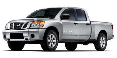 2009 Nissan Titan Vehicle Photo in State College, PA 16801