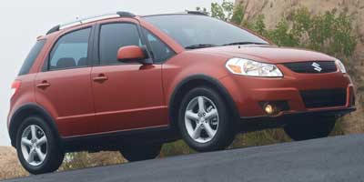 2009 Suzuki SX4 Vehicle Photo in Stafford, TX 77477