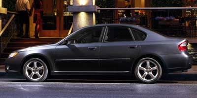 2009 Subaru Legacy Vehicle Photo in Anchorage, AK 99515