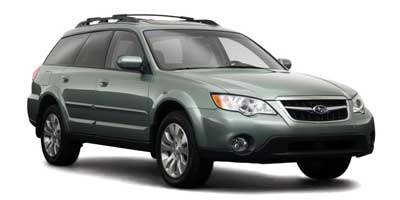 2009 Subaru Outback Vehicle Photo in Minocqua, WI 54548