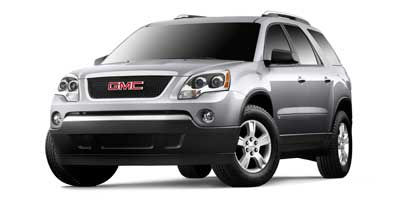 2009 GMC Acadia Vehicle Photo in El Paso, TX 79936