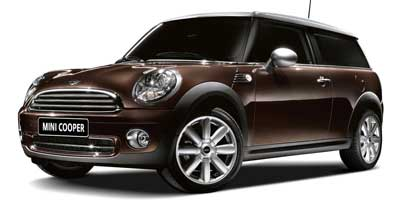 2009 MINI Cooper Clubman Vehicle Photo in Bowie, MD 20716
