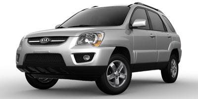 2009 Kia Sportage Vehicle Photo in Spokane, WA 99207
