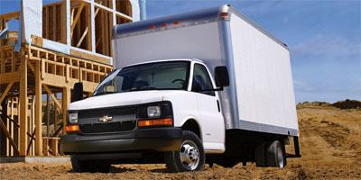 2009 Chevrolet Express Commercial Cutaway Vehicle Photo in Lake Bluff, IL 60044
