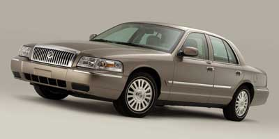 2010 Mercury Grand Marquis Vehicle Photo in Trinidad, CO 81082