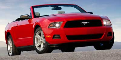 2010 Ford Mustang Vehicle Photo in Austin, TX 78759