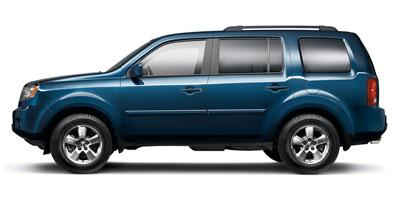 2010 Honda Pilot Vehicle Photo in Bowie, MD 20716