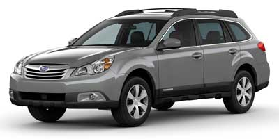 2010 Subaru Outback Vehicle Photo in Bend, OR 97701