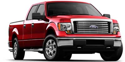 2010 Ford F-150 Vehicle Photo in Spokane, WA 99207