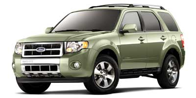 2010 Ford Escape Vehicle Photo in Austin, TX 78759