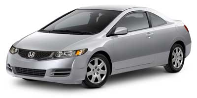 2010 Honda Civic Coupe Vehicle Photo in Beaufort, SC 29906