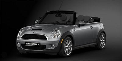 2010 MINI Cooper S Convertible Vehicle Photo in Colorado Springs, CO 80905