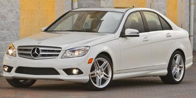 2010 Mercedes-Benz C-Class Vehicle Photo in Highland, IN 46322