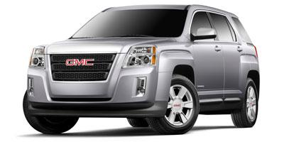 2010 GMC Terrain Vehicle Photo in Manhattan, KS 66502