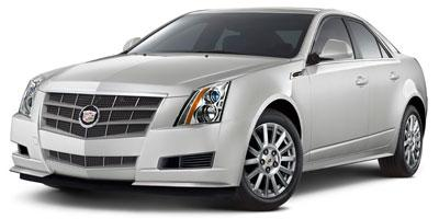 2010 Cadillac CTS Vehicle Photo in Joliet, IL 60435
