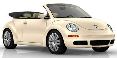 2010 Volkswagen New Beetle Convertible Vehicle Photo in Val-d'Or, QC J9P 0J6