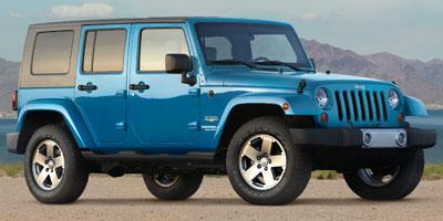 2010 Jeep Wrangler Unlimited Vehicle Photo in Clinton, MI 49236