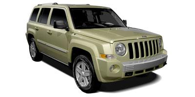 2010 Jeep Patriot Vehicle Photo in Danville, KY 40422