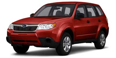 2010 Subaru Forester Vehicle Photo in Kansas City, MO 64118