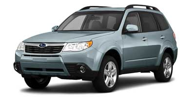 2010 Subaru Forester Vehicle Photo in Rockville, MD 20852