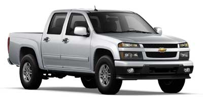 2010 Chevrolet Colorado Vehicle Photo in Bend, OR 97701