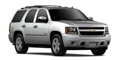 2010 Chevrolet Tahoe Vehicle Photo in Danville, KY 40422