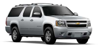 2010 Chevrolet Suburban Vehicle Photo in Green Bay, WI 54304