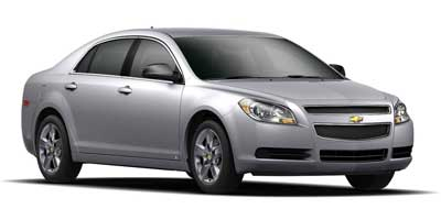 2010 Chevrolet Malibu Vehicle Photo in Boston, NY 14025