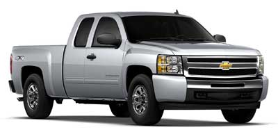 2010 Chevrolet Silverado 1500 Vehicle Photo in Ellwood City, PA 16117