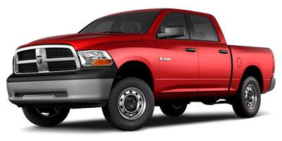 2010 Dodge Ram 1500 Vehicle Photo in Spokane, WA 99207