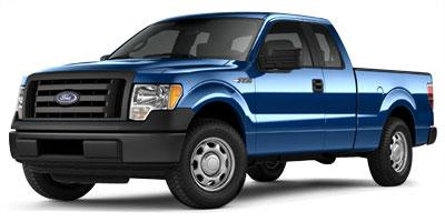 2010 Ford F-150 Vehicle Photo in Vincennes, IN 47591