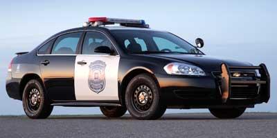 2011 Chevrolet Impala Police Vehicle Photo in Tampa, FL 33612