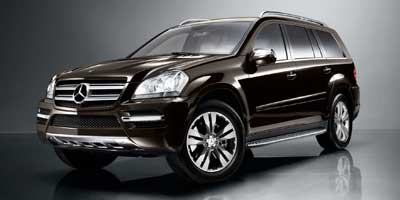 2011 Mercedes-Benz GL-Class Vehicle Photo in Mission, TX 78572