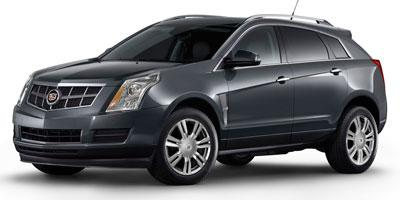 2011 Cadillac SRX Vehicle Photo in Akron, OH 44303