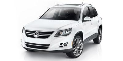 2011 Volkswagen Tiguan Vehicle Photo in Austin, TX 78759