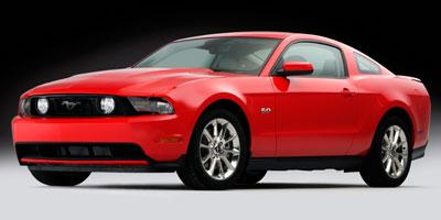 2011 Ford Mustang Vehicle Photo in Colorado Springs, CO 80905
