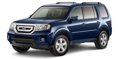 2011 Honda Pilot Vehicle Photo in Edinburg, TX 78539