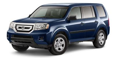 2011 Honda Pilot Vehicle Photo in Janesville, WI 53545