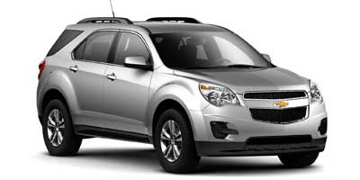 2011 Chevrolet Equinox Vehicle Photo in Val-d'Or, QC J9P 0J6