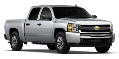 2011 Chevrolet Silverado 1500 Vehicle Photo in Enid, OK 73703