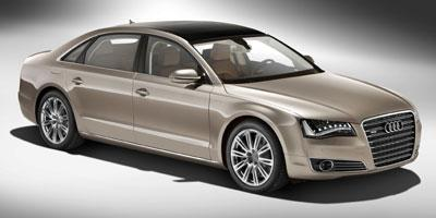 2011 Audi A8 L Vehicle Photo in Akron, OH 44320