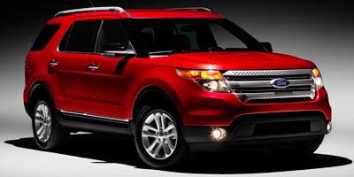 2011 Ford Explorer Vehicle Photo in Owensboro, KY 42303