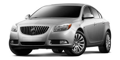 2011 Buick Regal Vehicle Photo in Reese, MI 48757