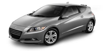 2011 Honda CR-Z Vehicle Photo in Spokane, WA 99207