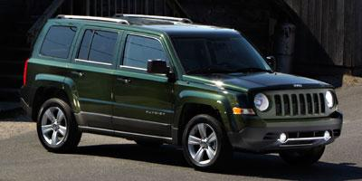 2011 Jeep Patriot Vehicle Photo in Plainfield, IL 60586-5132
