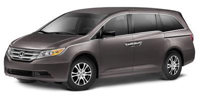 2011 Honda Odyssey Vehicle Photo in Richmond, VA 23231