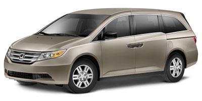 2011 Honda Odyssey Vehicle Photo in Houston, TX 77090